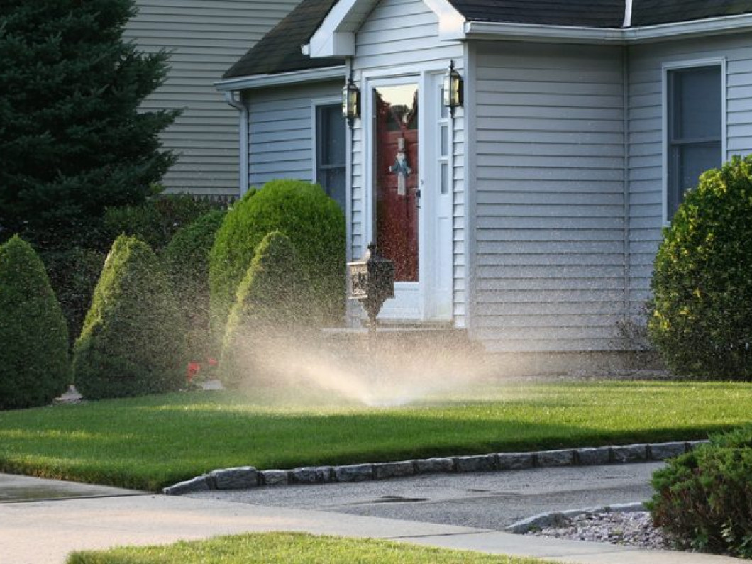 Keep your irrigation system maintained